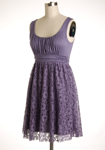 It's Swell Dress in Lilac