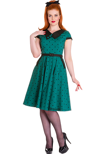 d1e0b6bbe121 Jukebox Swing Dress in Green - 99.95 : Robes de bal - Canada