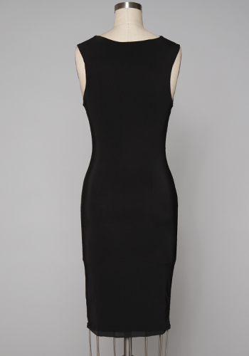Reservation For Two Dress in Black - Click Image to Close