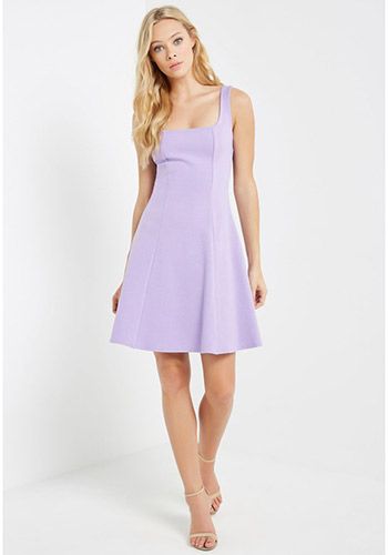 Sweet Goods Dress in Lavender - Click Image to Close