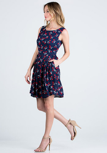 Cherry On The Cake Dress