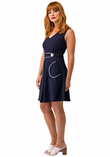 Wooden Ship Dress - Click Image to Close