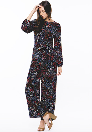 Travel Blogger Jumpsuit - Click Image to Close
