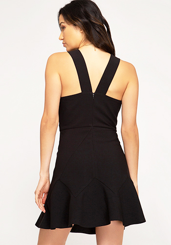Our Favourite Bar Dress - Sleeveless - Click Image to Close