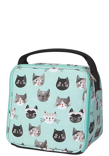 Hungry Kitty Lunch Bag