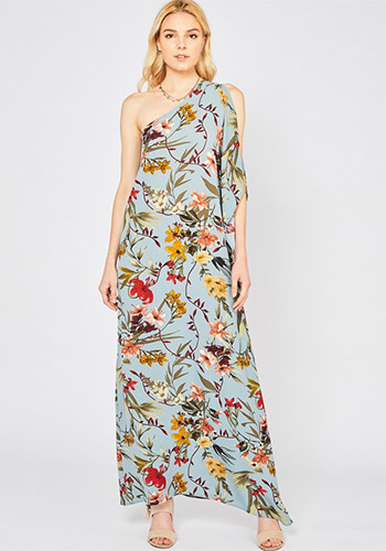 Penthouse Party Maxi Dress - Click Image to Close