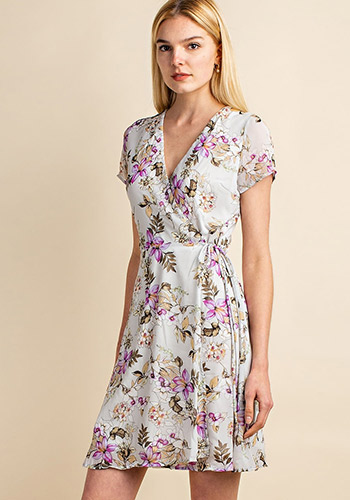 Morning in The Mist Dress - Click Image to Close