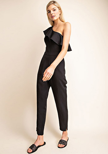 Jump to Conclusions Jumpsuit - Click Image to Close