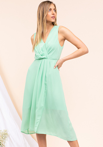 PRE-ORDER FEBRUARY: Apple Martini Midi Dress