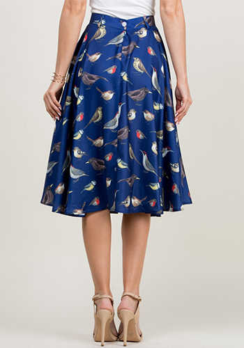 Bird Watching Skirt - Click Image to Close