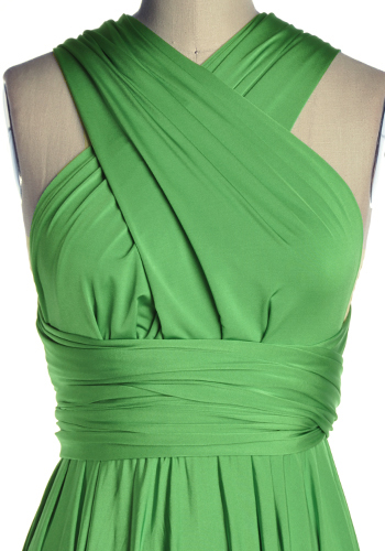 0cf6e165c32 It s Magical Infinity Dress in Lime Green - 59.95   Robes de bal ...